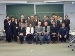 Y. Higuchi, M. Troper, M. Tsujimura and participants